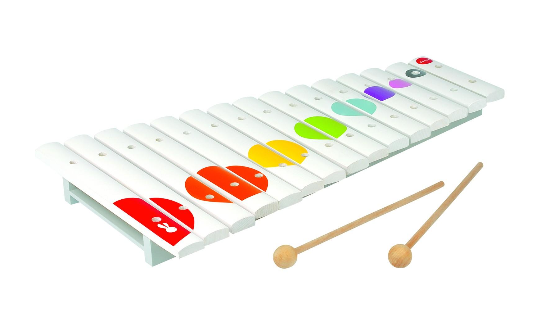 grand xylophone en bois les louloutins. Black Bedroom Furniture Sets. Home Design Ideas