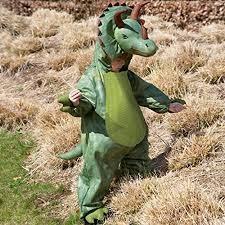 Déguisement de dinosaure tricératops
