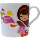 "Tasse Momiji ""Hello Kitty Stella"""