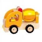 Camion toupie en bois bien solide