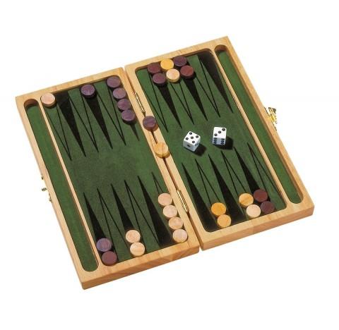 Jeu de stratégie Backgammon