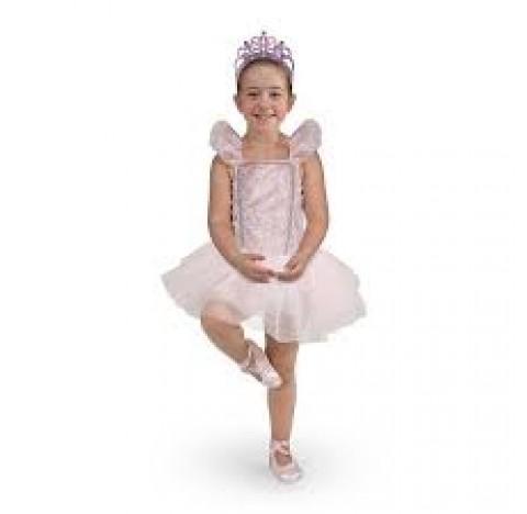 Déguisement de ballerine danseuse étoile