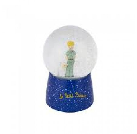 La boule à neige musicale du Petit Prince