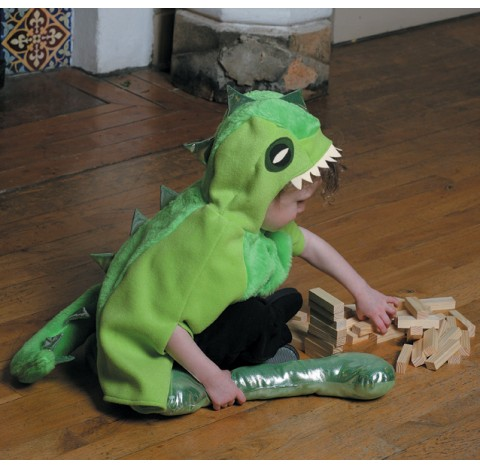 Déguisement Dinosaure-Dragon