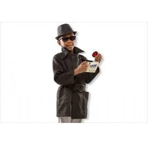 Déguisement d'espion ou d'agent secret