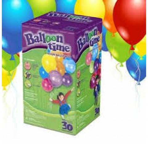 Bouteille Hélium Jetable  pour gonfler 30 ballons