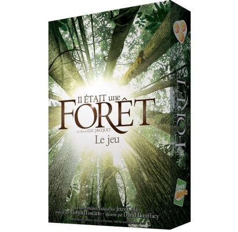 ll était une forêt, le jeu