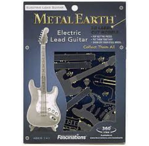Kit de modélisme moderne  Metal Earth la Lead guitare