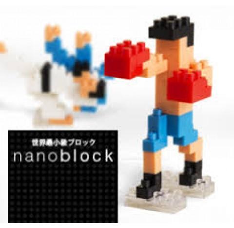 Nanoblock les arts martiaux