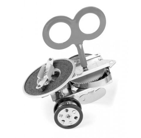 """Robot  insecte étincelle """"Sparklz"""" silver"""