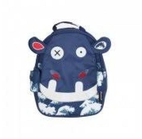 Sac à dos pour l'école Hippipos l'hippo, Le petit sac à dos idéal dès la maternelle !