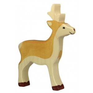 Jouet Chevreuil en bois