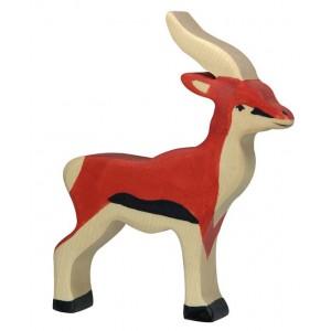 Jouet Antilope en bois