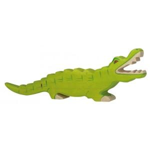 Jouet Crocodile en bois