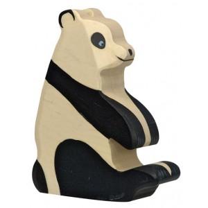 Jouet Panda en bois