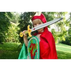 Epée de chevalier en mousse