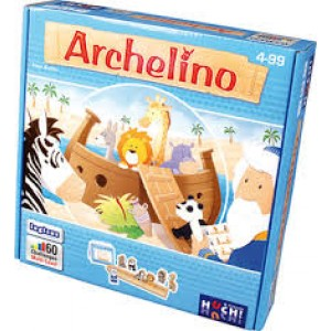 Archelino, tout le monde à bord de l'Arche!