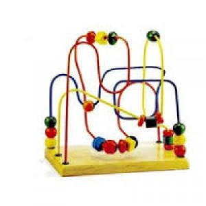 Grand boulier Looping circuit de motricité à trois fils