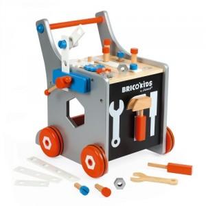 Chariot magnétique Bricolage, avec ses outils