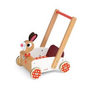 Chariot de marche Crazy Rabbit
