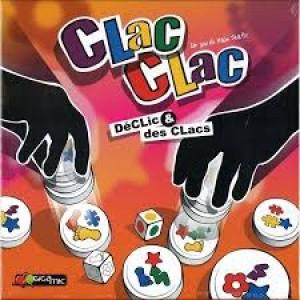 Clac-Clac, le jeu déclic et des claques!