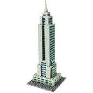 Nanoblock série monuments célèbres, l'Empire State Building