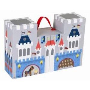 Le château fantastique, à transporter partout!