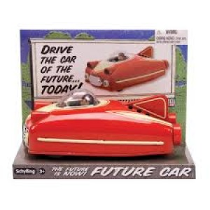 """Voiture à friction """"Future Car""""rouge"""