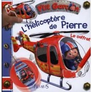 Coffret cadeau l'hélicoptère de Pierre