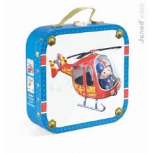 """Puzzle """"l'hélicoptère de Pierre"""""""