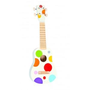 "Youkoulélé  petite guitare ""Confetti"""