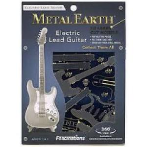 Kit de modélisme moderne  Metal Earth la Lead guitare
