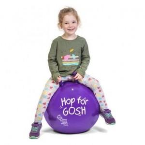 Ballon sauteur, pour enfant énergique à partir de 3 ans!