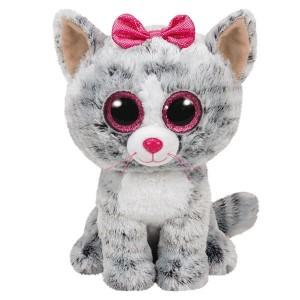 Peluche Beanie boo's large - Kiki le chatTY
