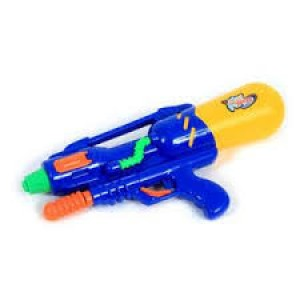 Pistolet à eau avec pompe grande contenance