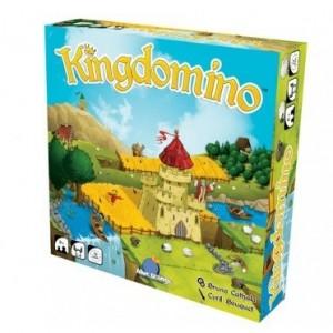 Kingdomino  à partir de 8 ans  moins de 30mn  2 à 4 joueurs