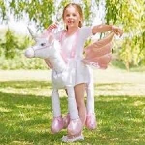 Déguisement de licorne ailée