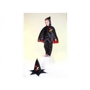Cape réversible Magicien/ Super héros