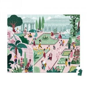 Puzzle jardin botanique 200 pièces
