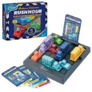 Embouteillage géant Rush Hour, jeu de défis