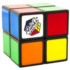 Rubik's cube 2X2, l'original, avec méthode pour réussir