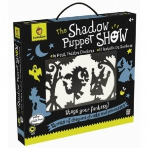 Jeu Le petit théâtre d'ombres The Shadow Puppet Show Fabriqué en Italie