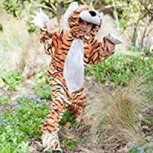 Déguisement entier de tigre
