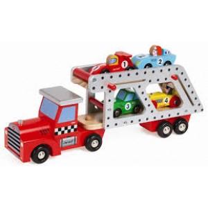 Camion transporteur 4 voitures