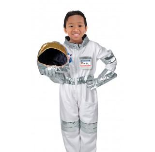 Déguisement de super astronaute/ cosmonaute