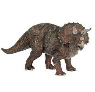 Figurine dinosaure Papo le Tricératops