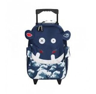 Valise trolley Hippipos l'hippo