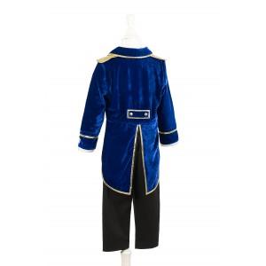 Déguisement Costume Chevalier Petit  Prince Louis 8/10 ans