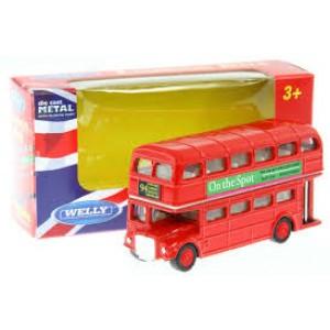Le vrai Bus Anglais de Londres