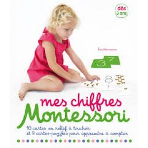 Mes chiffres Montessori